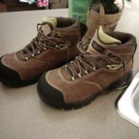 Womens Dakota, Steel toed, hiking boot, $40