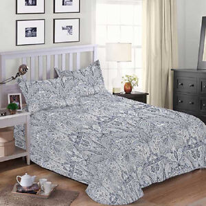 Bed Sheet Sets-100% Real Cotton-Not Micro Fiber-New Designs Kitchener / Waterloo Kitchener Area image 5