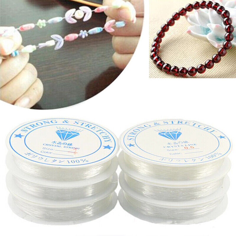 Elastic Stretch String Cord Thread Wire Rope For Jewelry Mak