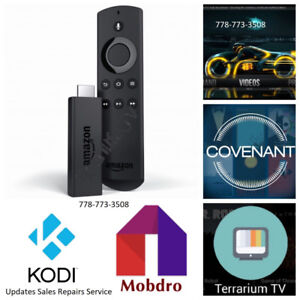 Brand New Amazon Fire Stick with 2nd Generation Alexa Voice Kodi