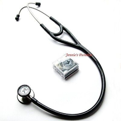 Stainless Dual-head Cardiology Stethoscope Medical Clinic Doctor For Adult Child
