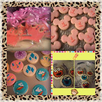 Custom cookies,cakepops,cupcakes and sweets