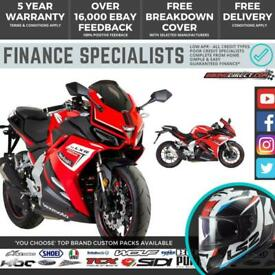 Lexmoto LXR 380 380cc A2 Licence Sports Motorcycle Finance UK Delivery