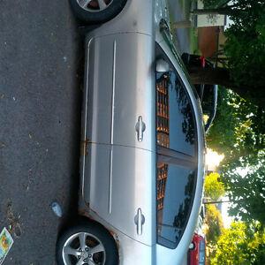 Silver Mazda 3 // 2004 For sale