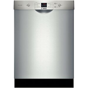 Bosch SHE33T55UC Stainless Steel Built in Dishwasher