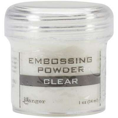 Embossing Powder Clear 789541037330