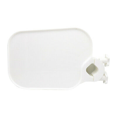 New White Adjustable Dental Plastic Post Mounted Tray Table Chair Accessories