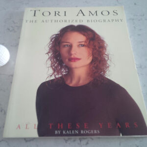 Tori Amos The Authorized Biography by Kalen Rogers Kitchener / Waterloo Kitchener Area image 1