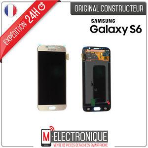 Ecran-LCD-Gold-Original-Samsung-Galaxy-S6-G920