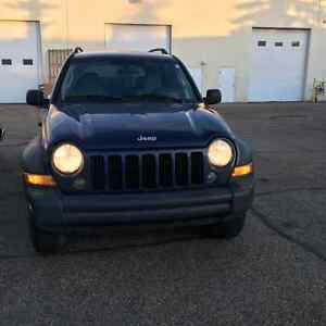 2007 Jeep Liberty TRAIL RATED SUV, Crossover Edmonton Edmonton Area image 6