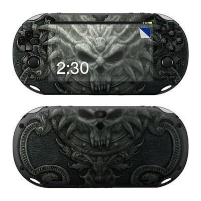 Sony PS Vita Slim Skin Kit - Black Book by Kerem Beyit - Decal Sticker