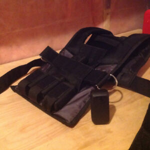 Weighted Vest 25lbs