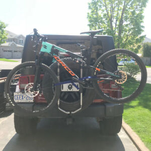 Thule 963PRO Spare Me 2 Spare Tire Bike Carrier
