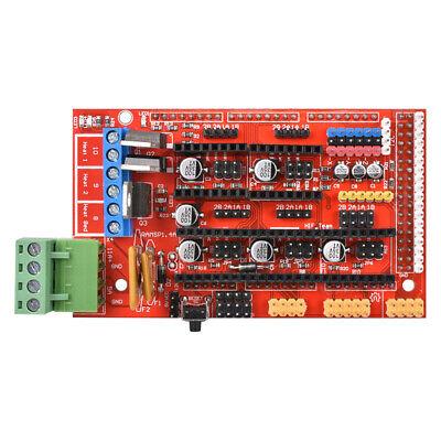 3D Printer RAMPS 1.4 Control Board arduino stampante 3d reprap mendel prusa