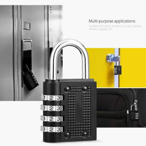 Combo lock for school, gym, classrooms, sheds, locker