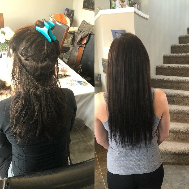 Get Your Hair Extensions Done Today Se Calgary New Promotions