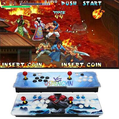 2199 in 1 Pandora Box 9H  3D & 2D Games Home Arcade Console USA