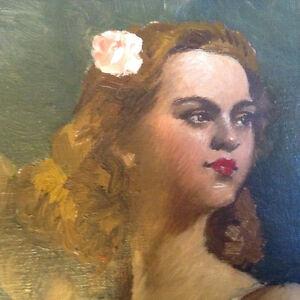Peinture huile Miklos  Mihalovits (1888-1960) Gatineau Ottawa / Gatineau Area image 4