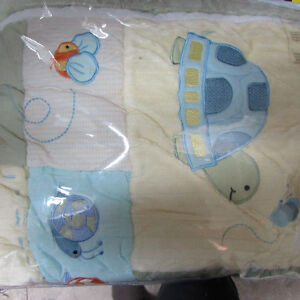 complete crib bedding and Mobile