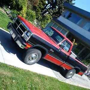1991.5 Dodge Cummins 4x4 regular cab