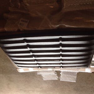 Brand new Ford Mustang rear window louver