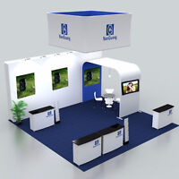 Design a Trade Show Booth Display