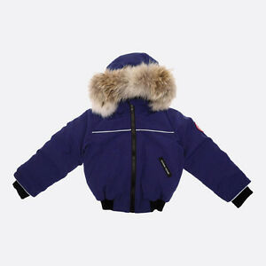 "Canada Goose Kids  ""GRIZZLY"" bomber style coat"