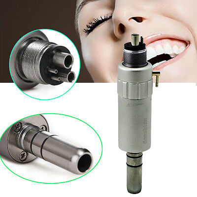 Denshine Classic Dental Slow Low Speed Handpiece E-type Air Motor 4 Hole Ce Fda