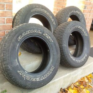 255/65r16 Winter Track Radial SST