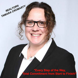 Your Hometown REALTOR® Tamara Cromarty w Coldwell Banker®