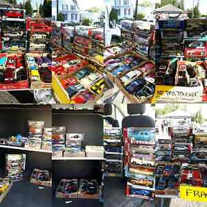 Buying big diecast collection