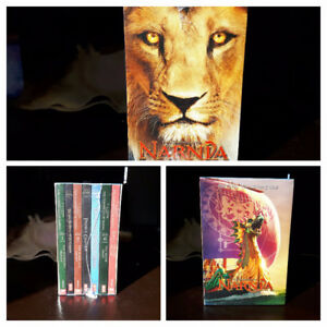 New, Sealed - Chronicles of Narnia 7 Book Set