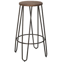 Stackable Industrial Counter Stools