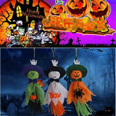 Halloween Interior-outdoor Halloween Party Hanging Ghost Pumpkin Decoration