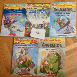 Geronimo Stilton Book Sets