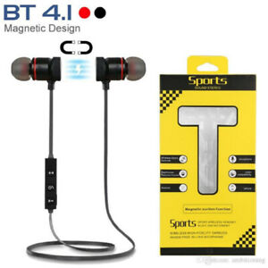 Bluetooth headset Wireless Version 4.2 Sport Headphones Stereo