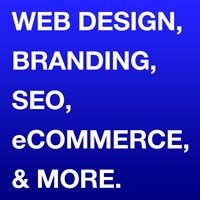 Expert Custom Website • Logo • eCommerce • Branding • SEO • MORE