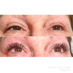 Eyelash Extensions Full Sets