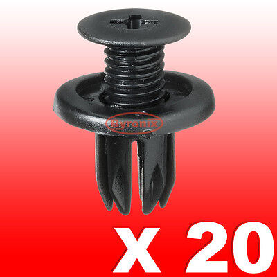 MINI SIDE SILL SKIRT TRIM CLIPS FASTENERS R50 R52 R53 R56 R57 R58 R59 R60