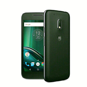 Moto G4 Play 16GB factory unlocked works perfectly in