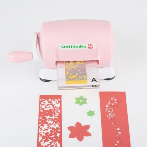 Portable Manual Die Cutting Embossing Machine Home For Scrapbooking Cardmaking