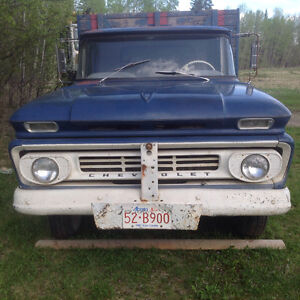 1962 Chevy One Ton Tilt Box Dually