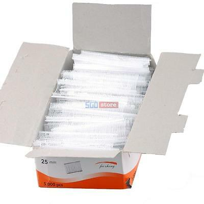 5000pcs Standard Price Label Tagging Tag Machine Barbs 1 Inch
