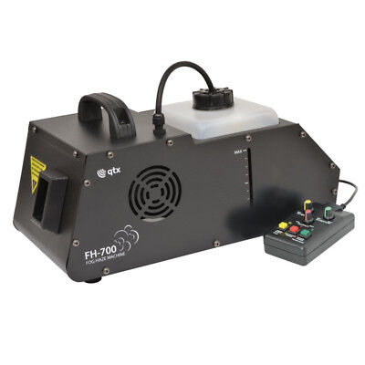 QTX Mini Fog-Haze Machine 700W Smoke Fogger Hazer + Timer Remote ()