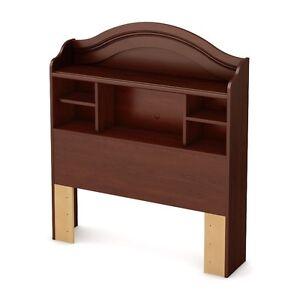 "South Shore Twin Bookcase Headboard (39""), New"