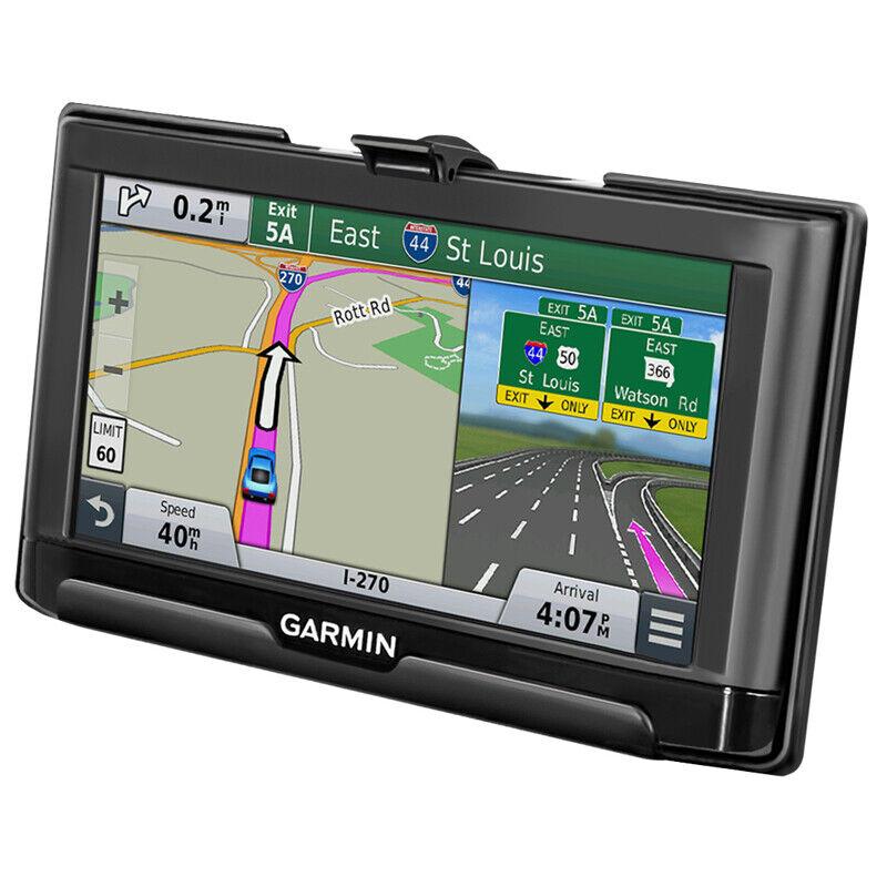 RAM Mount Custom Cradle Holder for Garmin nuvi 65, 66, 67, 68 GPS