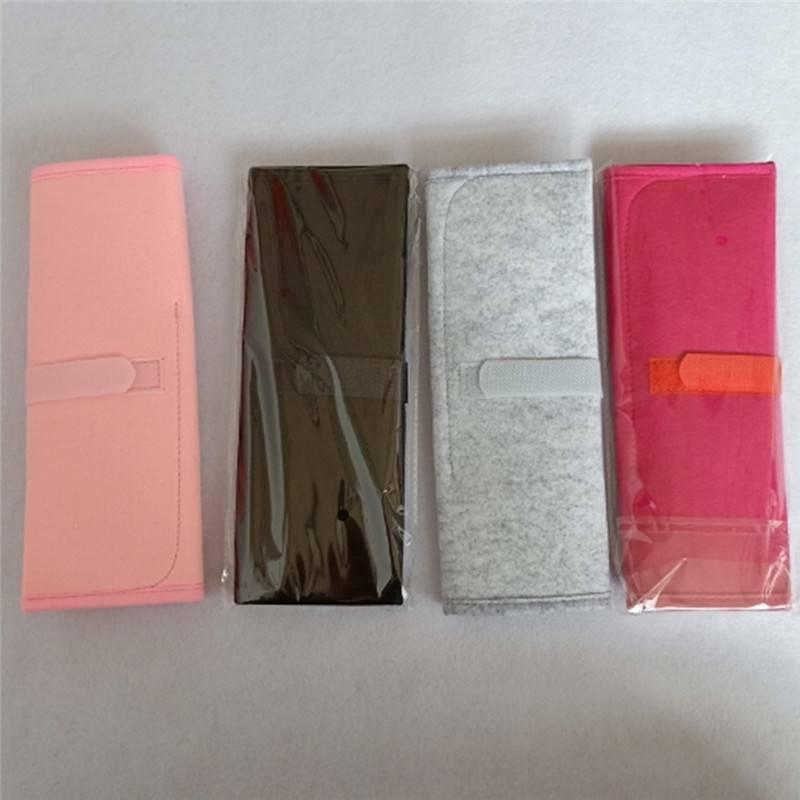 Hair Straightener Storage Bag Curling Iron Pouch Heat Resist