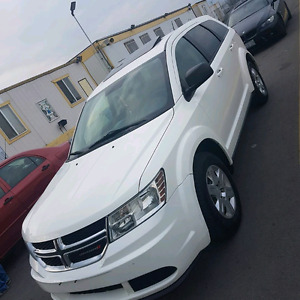 2012 Dodge Journey Sunroof Fully Loaded CALL NOW