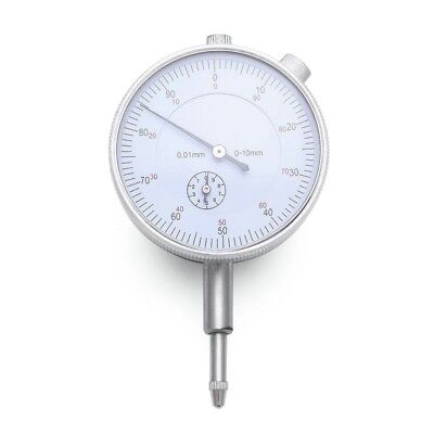 1dial Indicator Gauge0-10mm Meter Precise0.01 Resolution Concentricity Test Ya9