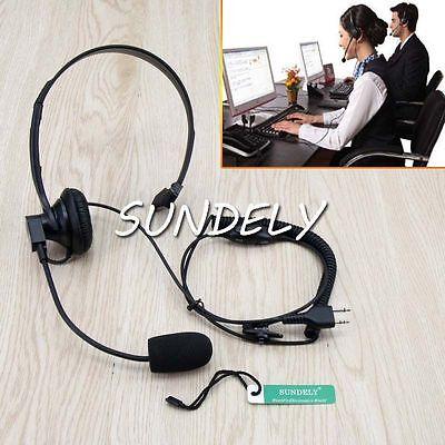 Headset/earpiece Midland 2/two Way Radio Walkie Talkie